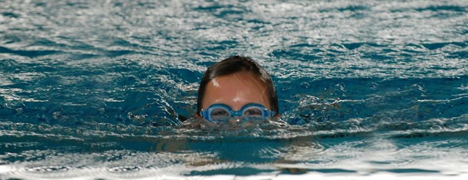 Zwemschool terug gestart