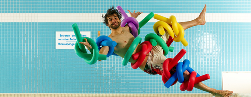 Ook recreatief zwemmen voor jong en oud!