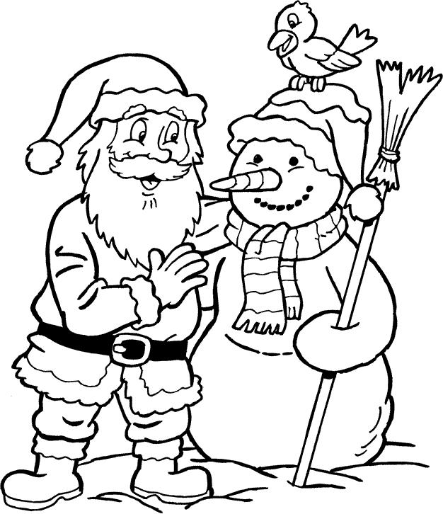 Verras de Kerstman met de mooiste tekening !
