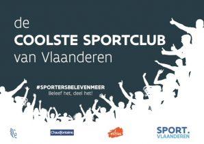 Coolste Sportclub van vlaanderen !